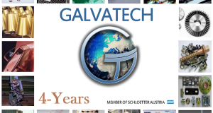 15th March 2015 4-year anniversary GALVATECH