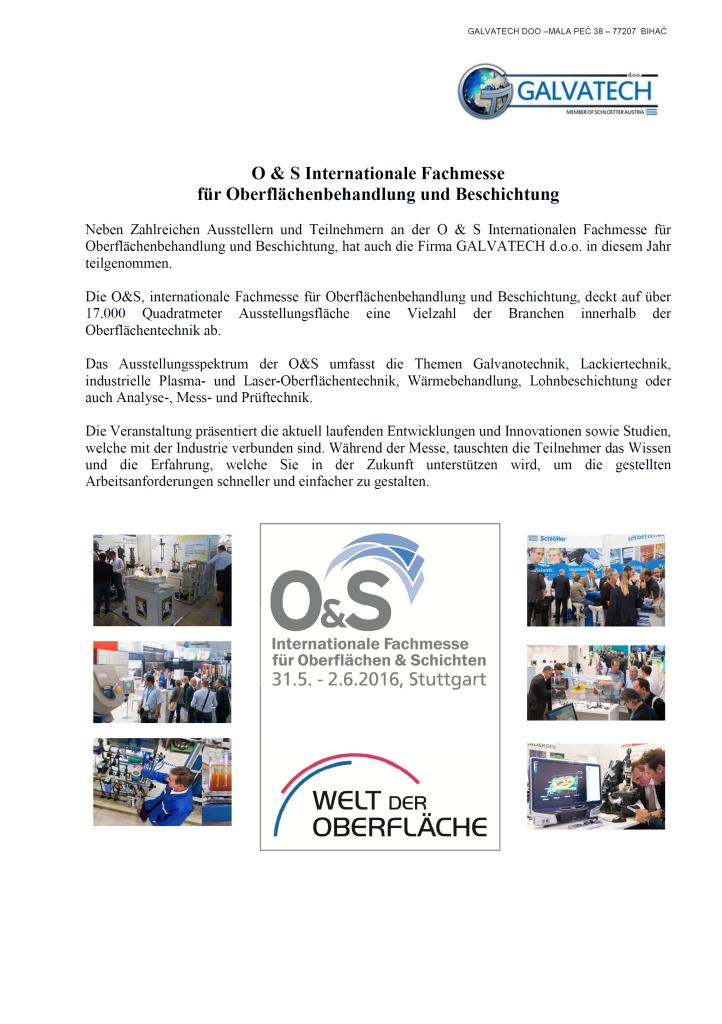 D_GALVATECH_2016-06-28_O&S-Messe_Bericht-Deutsch