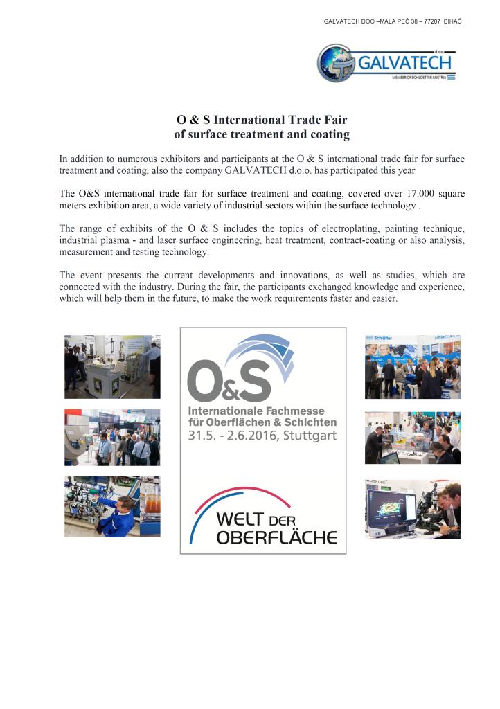 D_GALVATECH_2016-06-28_O&S-Messe_Bericht-Englisch