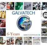 15th March 2017 6-year anniversary GALVATECH